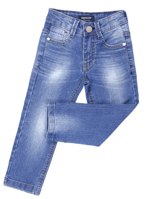 Calça Jeans  - Banana Danger