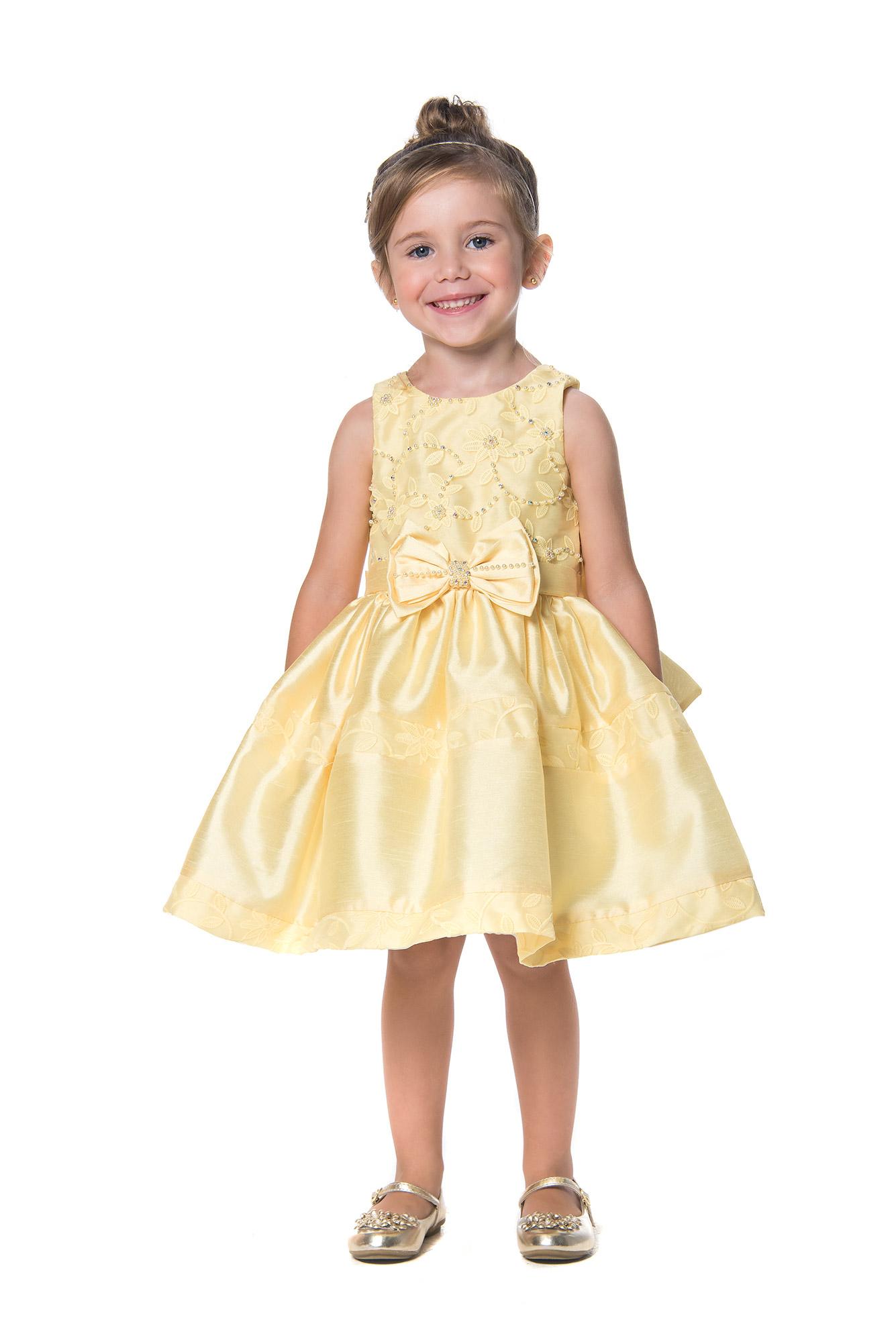 Vestido - Petit Cherie